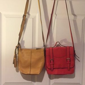 Two purses! Yes two!